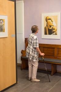 Kunst trotzt Handicap